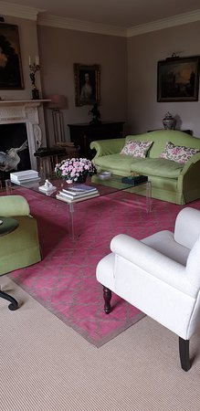 East Hoathly, UK: Drawing room