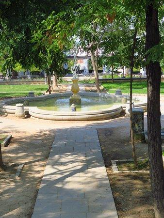 il parco de La Vistillas