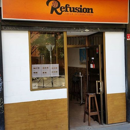 imagen Refusion Delivery en Madrid