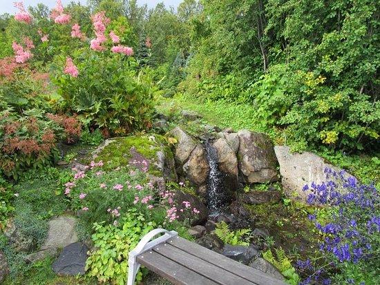 Tromso Arctic-Alpine Botanic Garden