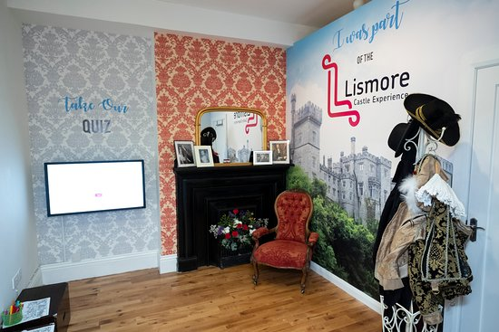 Take the quiz to test your knowledge, dress as a Lord or Lady and share your experience, at Lismore Heritage Centre