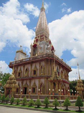 Big Buddha Jungle Trekking with Lunch in Phuket: Temple