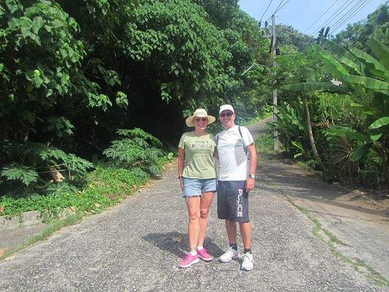 Big Buddha Jungle Trekking with Lunch in Phuket: At the beginning