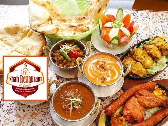 Curry - Tikka - Naan