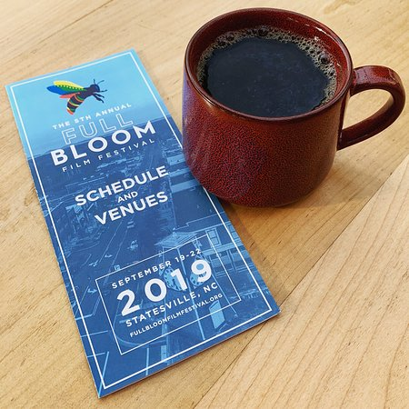 We were the Full Bloom film festival box office this year (2019).