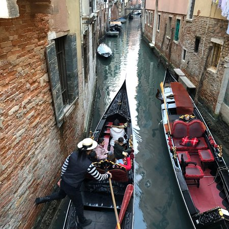 Venice, Italy. Stunning city without the crowds