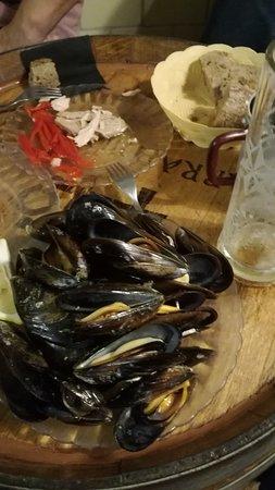 Cena en Vigo