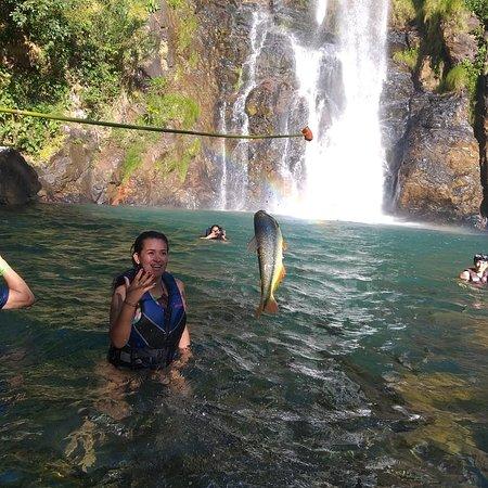 Cachoeira Serra Azul - Nobres/Rosário Oeste