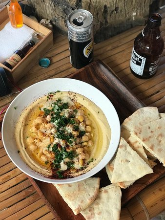 Middle East Hummus