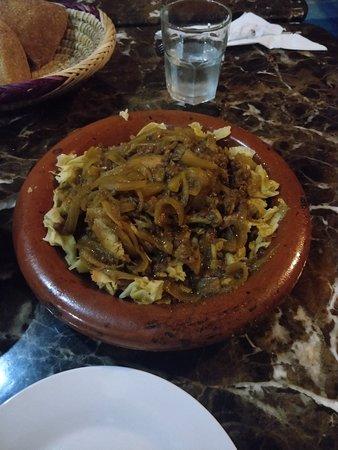 Dar Naji: tride au poulet