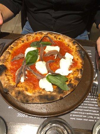 Pizza alto livello