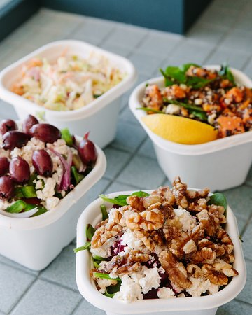 Great fresh salads made daily!