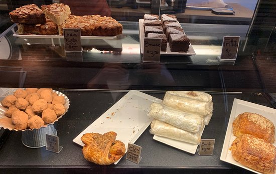Annex Coffeehouse & Bakery: Baked goods