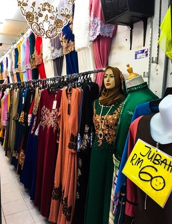 Garment Mannequins from all cultures in Kuala Lumpur