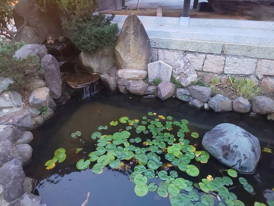 Suma-dera Temple Gempei Garden