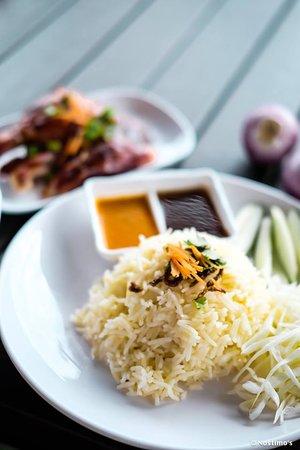 Kemaman District, Malaysia: Hainan Chicken Rice -
