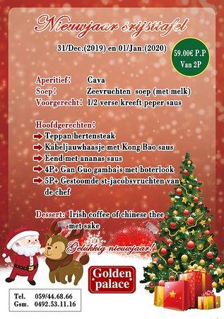 voorgerecht kerst 2020 Kerst  en Nieuwjaarsmenu, welkom om te boeken en te proeven
