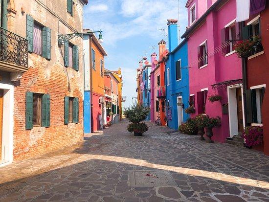 Burano, Italia: 街景