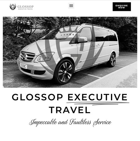 Glossop Executive Airport Taxis