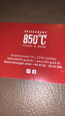 Grad grömitz 850