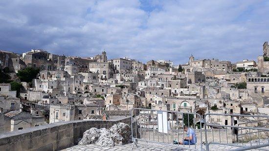 Führung zu Fuß Sassi von Matera: Sassi Caveoso