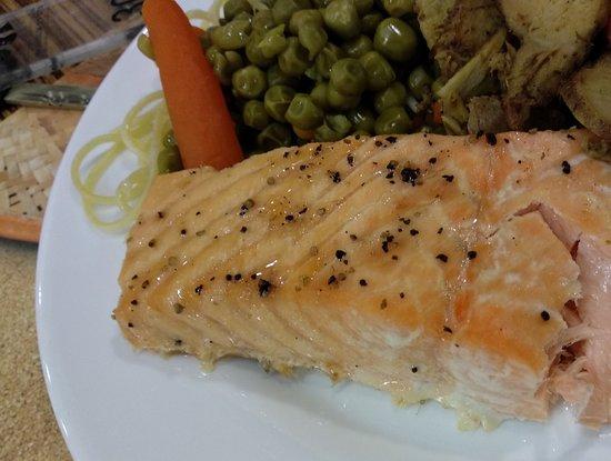 דג אילתית (סלמון), יצא להם טעים מאוד
