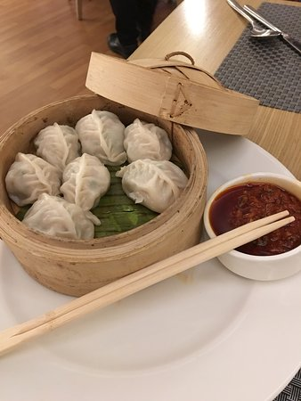 DimSum (steamed dumpling) for me