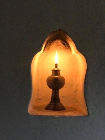 """كاتماندو, نيبال: Traditional Lamp """"Tuki"""""""