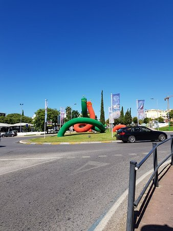 Cool roundabout