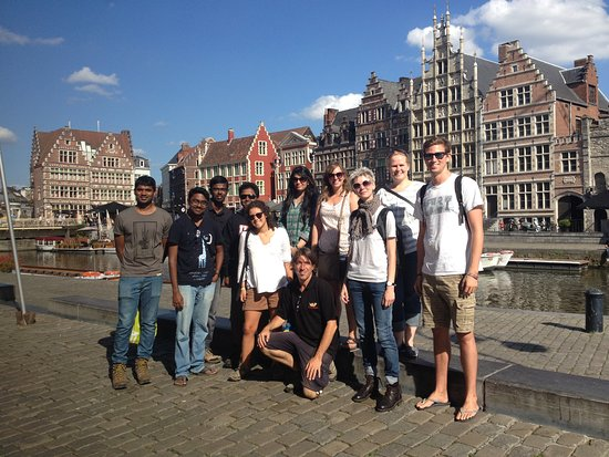 Gent Free Walking Tour