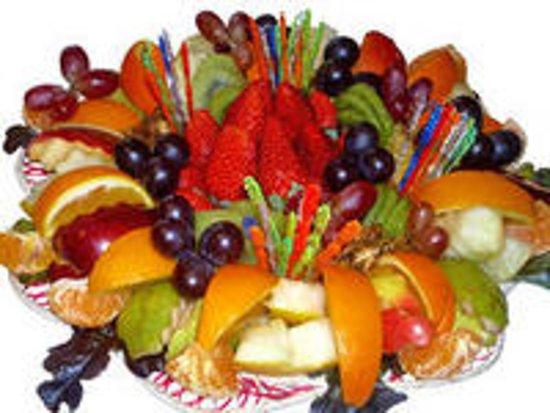 фруктовая композиция