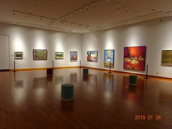 読谷村立美術館
