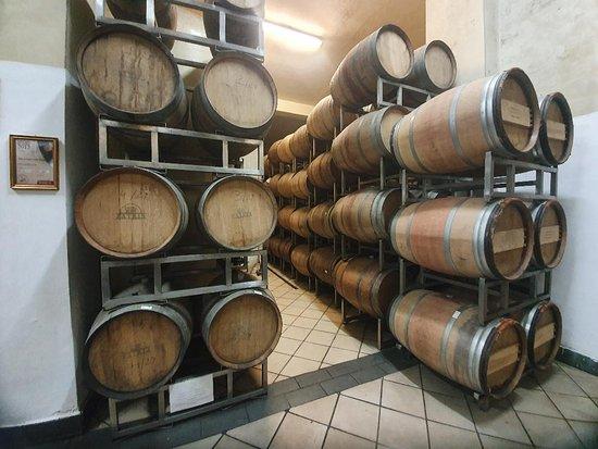 Solicchiata, Italië: Wine tour in Etna