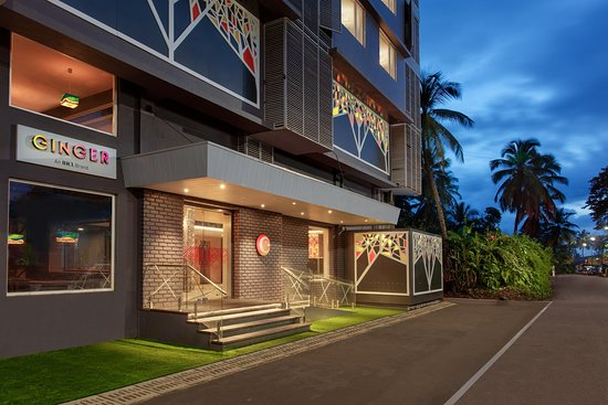 Ginger Goa, Madgaon, Hotels in Chandor
