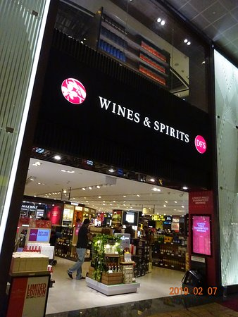 DFS Wines & Spirits