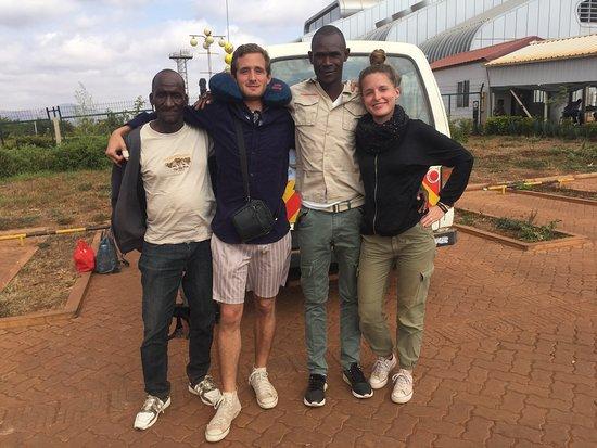 4-Day Masai Mara, L Naivasha and L Nakuru - Private safari: The team