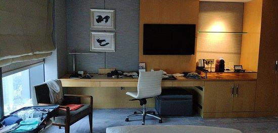 office inside my room