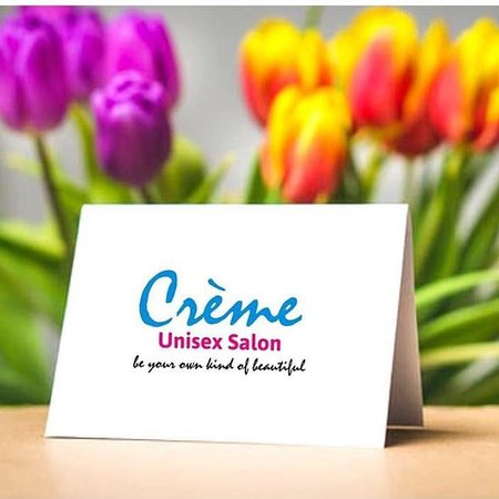 Creme Unisex Salon