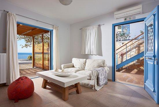 Pilio, Grecia: Sea View Suite 45sqm - 2adults & 1child