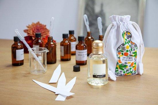 Cours de Création de Parfum