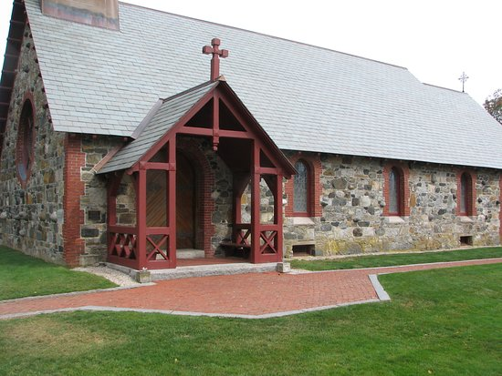 Rye Beach, NH : St. Andrews Chapel