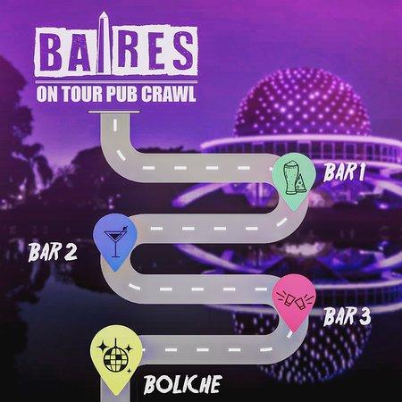 Baires on Tour Pub Crawl