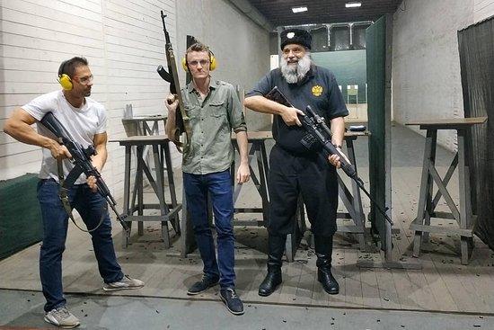 Shooting range Moscow