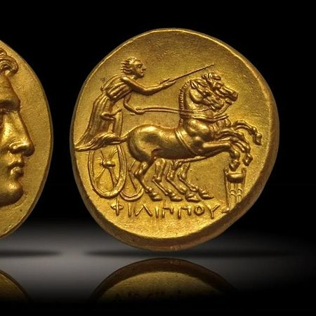 Central Macedonia, Greece: Golden stater with Alexander the Great from the kingdom of Macedonia,Greece,322 BC. Greek art beauty. Greece 🇬🇷 @VisitGreecegr Grece 🇬🇷 Grecia 🇬🇷 Griechenland 🇬🇷