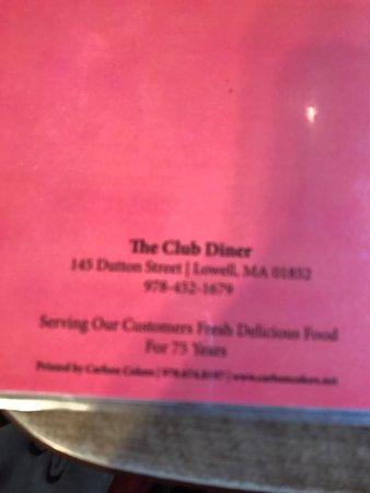 Club Diner