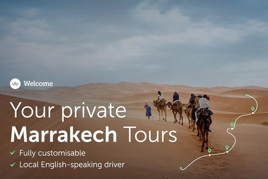 Marrakech Tours & Transfers - Welcome Pickups