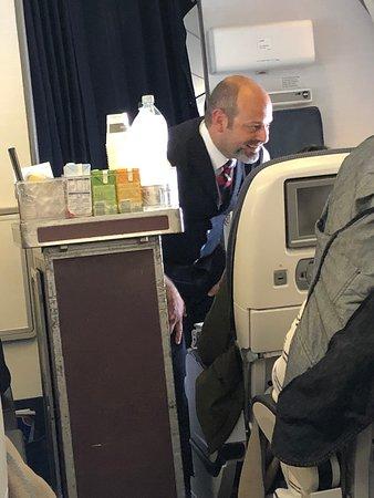 British Airways: Отличный бортпроводник №2.
