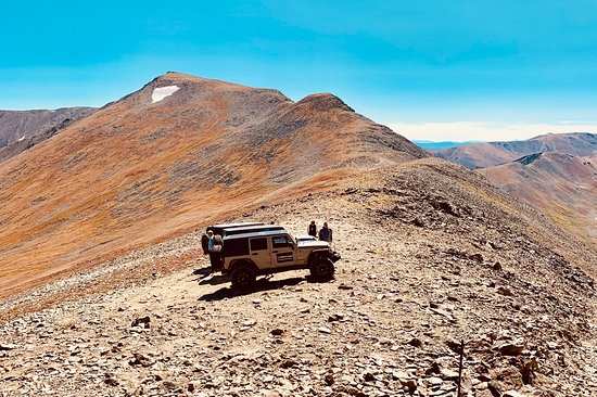 Jeep Tours Colorado by Native Jeeps