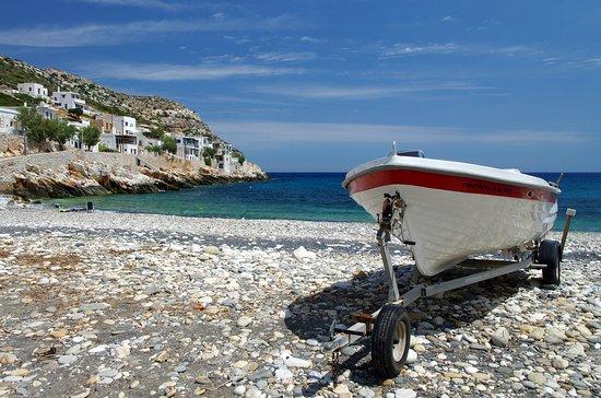 Altro scorcio della solitaria spiaggia di Lionas