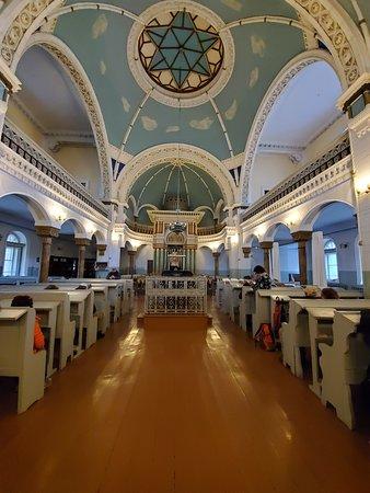 Regular 2 hr walking tour of Jewish Vilnius: Inside the 1903 Choral Synagogue